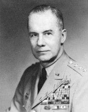 Clovis E. Byers - Lieutenant General Clovis E. Byers