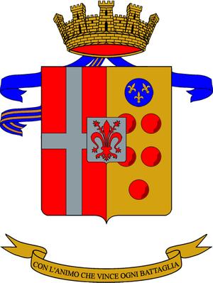 Vittorio Veneto Armored Brigade - Image: Co A mil ITA rgt cavalleria 09