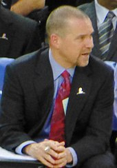 Coach Michael Malone in 2013.jpg