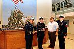 Coast Guard presents American flag to center for homeless veterans DVIDS1099210.jpg
