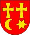 Coat of arms of Veľké Kapušany.png