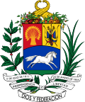 Coat of arms of Venezuela (1871).svg