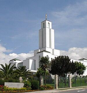Religion in Bolivia - Cochabamba Mormon Temple