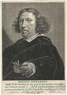 Herman Saftleven
