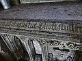 Cofeb Augustus Eliott Fuller; Eglwys Llangadwaladr church, Ynys Mon (Anglesey), Cymru (Wales) 33.jpg