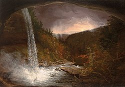Thomas Cole: Kaaterskill Falls