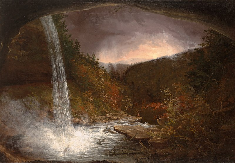File:Cole Thomas Kaaterskill Falls 1826.jpg