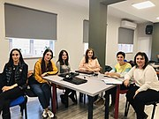 Collaboration with Yerevan State University of Languages and Social Sciences after V. Brusov 02.jpg