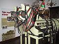 Collectie Museum van het Belgisch Trekpaard 2014 Opgetuigde paarden voor.JPG