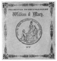 College of William and Mary bookplate.png
