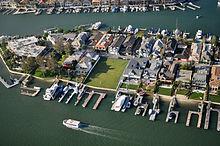 Harbor Island Newport Beach