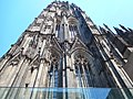 Cologne Dom (Cathederal) bell tower.jpg