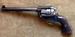 Colt Single Action Army - Colt SAA Flattop Target