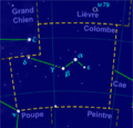 Columba constellation map-fr.png