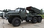Combat vehicle 2B17-1 from 9K51M Tornado-G MLRS - TankBiathlon14part2-47.jpg