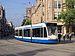Combino tram, Damrak 1971.jpg