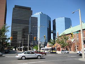 Commerce Place I - Image: Commerce Place Complex B