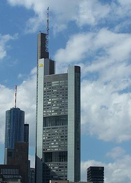 Commerzbanktoren in Frankfurt am Main