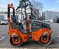 Compacteur Hamm HD 10 dans une rue de Rillieux-la-Pape (janvier 2020).jpg
