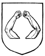 Fig. 266.—Two arms counter-embowed.