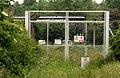 Compound gates - geograph.org.uk - 1901361.jpg