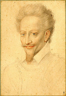 Henri, Prince of Condé (1552–1588) French Prince du Sang and Huguenot general