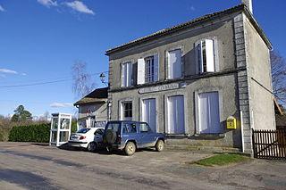 Connezac Commune in Nouvelle-Aquitaine, France