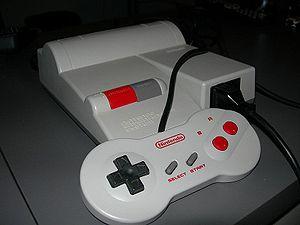 Consola NES jr.