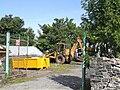 Contractor's yard, Penmaenmawr 01.JPG