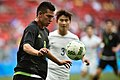 Coréia do Sul x México - Futebol masculino - Olimpíada Rio 2016 (28614422010).jpg