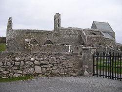 Cormcomroe Abbey