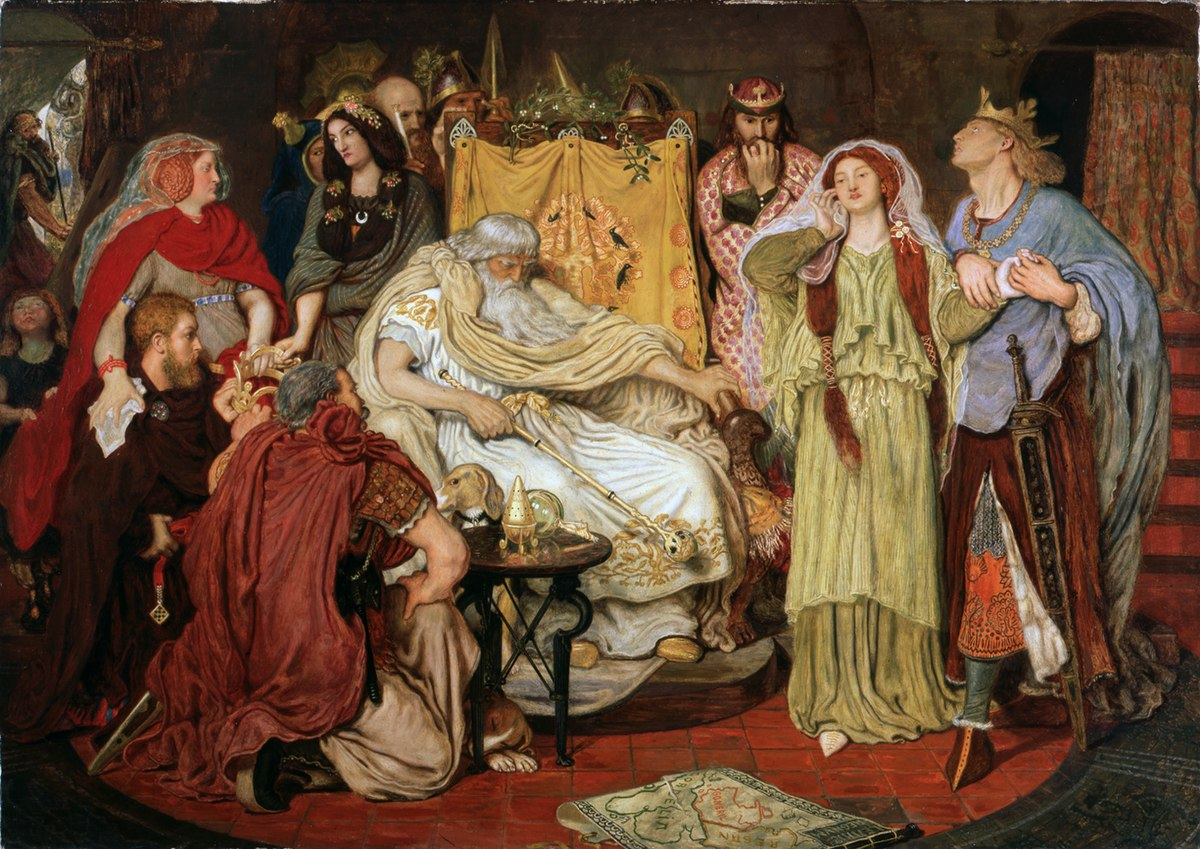 the definition of tragedy of the character lear in king lear a play by william shakespeare - king lear is the protagonist within the play,  - folly in william shakespeare's king lear  then we might find lear is not a great tragedy, and the character.