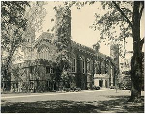 Bryn Mawr College cover