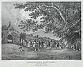 Coronation fête of Queen Victoria - under the Caeryder Oak - Lanhenoch, Monmouthshire.jpeg