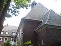 Corvinuskirche Hannover Stöcken, ehemalige Behelfskirche, heute Gemeindehaus.jpg