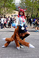 Cosplayer of Ahri, League of Legends at PF23 20151025a.jpg