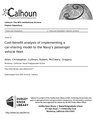 Cost-benefit analysis of implementing a car-sharing model to the Navy's passenger vehicle fleet (IA costbenefitnalys1094551677).pdf
