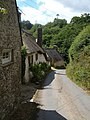 Cottages at Bow - geograph.org.uk - 207531.jpg
