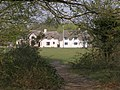 Cottages at Pilley Bailey, New Forest - geograph.org.uk - 401063.jpg