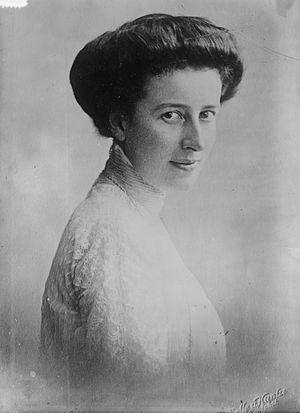 Countess Ina Marie von Bassewitz - ca. 1910-1915