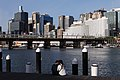 Couple kisses on Sydney waterfront.jpg