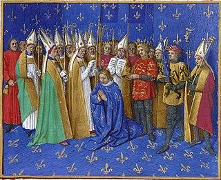 Coronation of Philip II of France