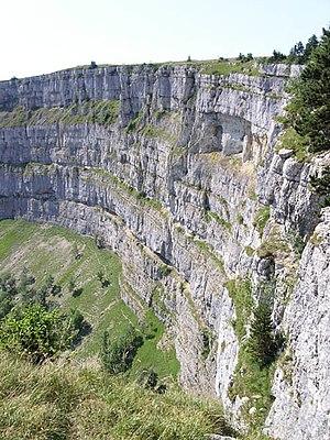 Jura Mountains - Creux du Van