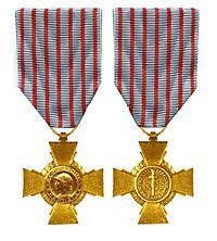 Croix du combattant Frankrijk tweemaal.jpg