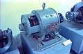 Crompton 1907 Single Phase Alternator - Electricity Gallery - BITM - Calcutta 2000 087.JPG