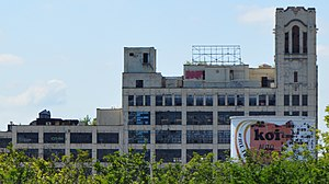 Powel Crosley Jr. - The Crosley Building