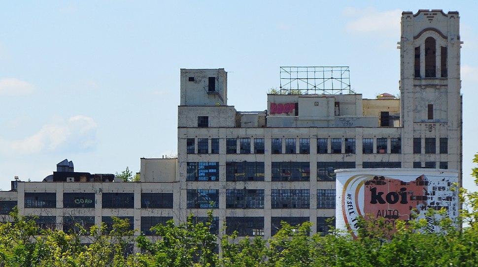 Crosley Building, Cincinnati