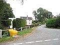 Crossroads at Farm Hall - geograph.org.uk - 1509516.jpg