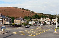 Crossroads between Talbot Green and Llantrisant - geograph.org.uk - 979700.jpg
