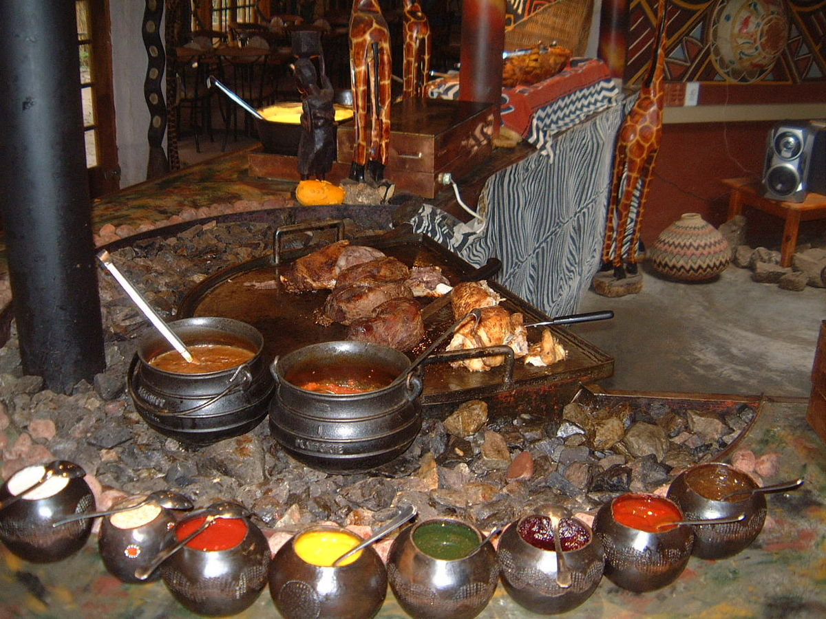 Gastronomía De Sudáfrica